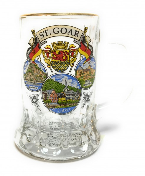 Shot glass Sankt Goar
