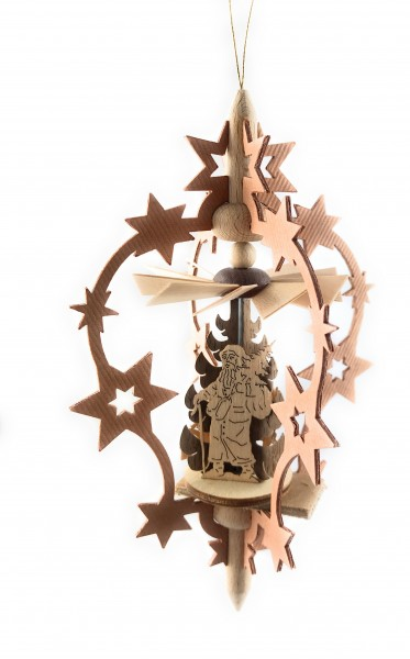Woodenv ornament 283