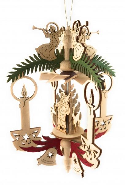 Wooden ornament 593