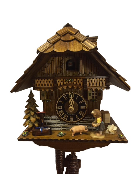 Good Luck Cuckoo Clock 1 Day Limited Edtion