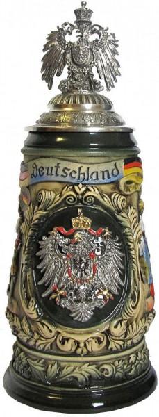 Germany with Eaglepewterlid 1L - Bild 1