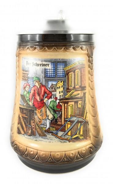 Cabinet maker beer stein 0,5 liter