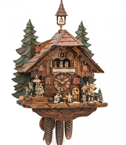 Cuckoo clock of the Year 2018 3741/8