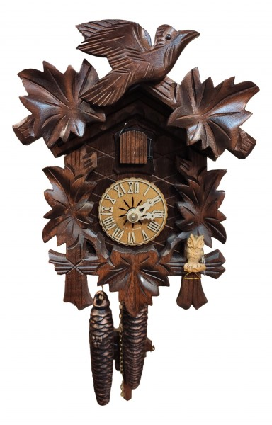 Owl One Day Cuckoo Clock Classic design