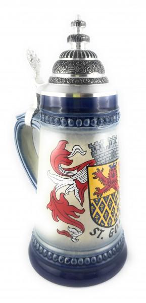 Special prize Sankt Goar beer stein 0,5 liter