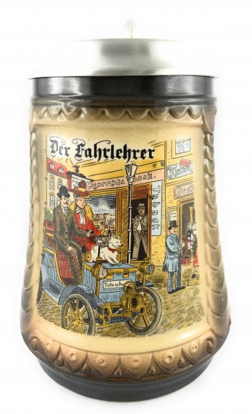 Driving Instructor beer stein 0,5 liter