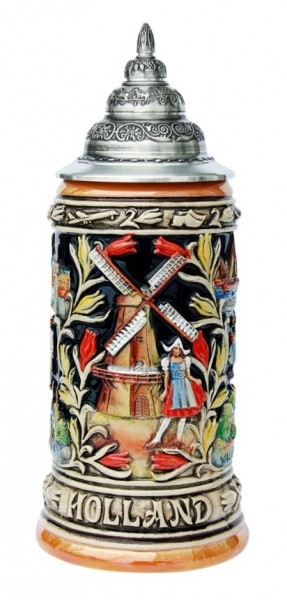 Holland Beer Stein Made in Germany