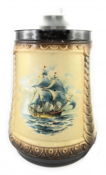 Sailor beer stein 0,5 liter