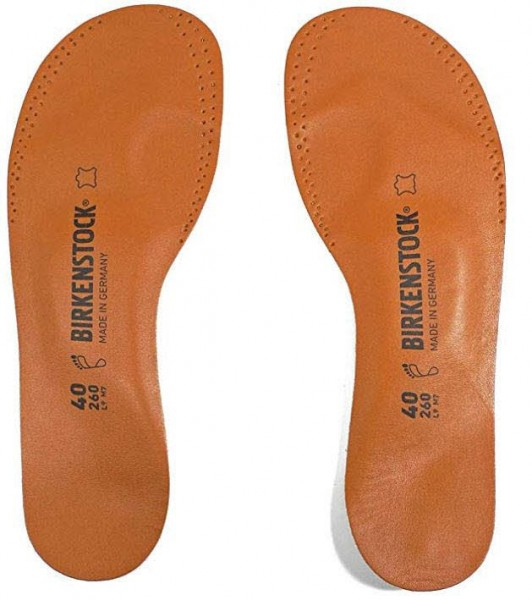 Footbed Insole Leather 1001255