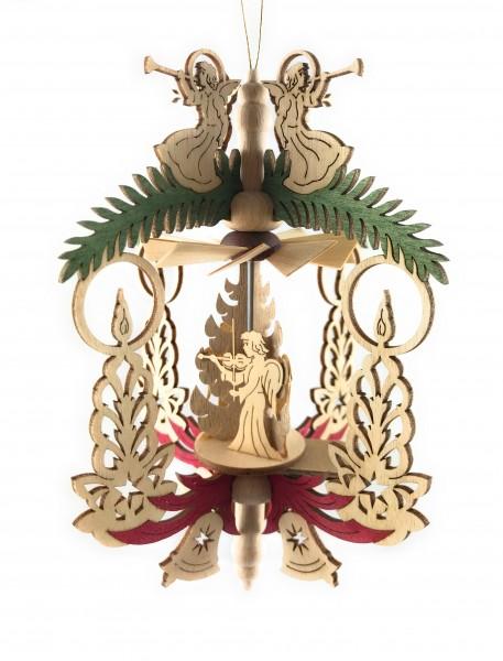 Wooden ornament 592