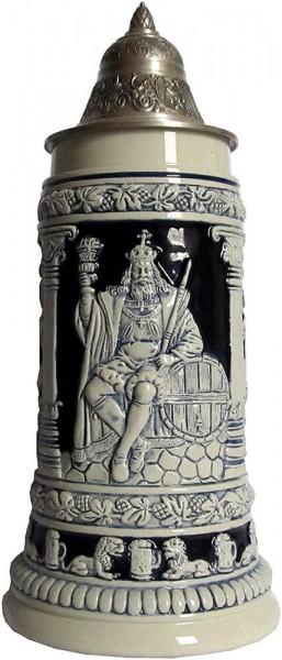Gambrinus King of beer 0,75L blue