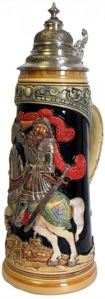 King Barbarossa 2 liter beer stein 4260252028214