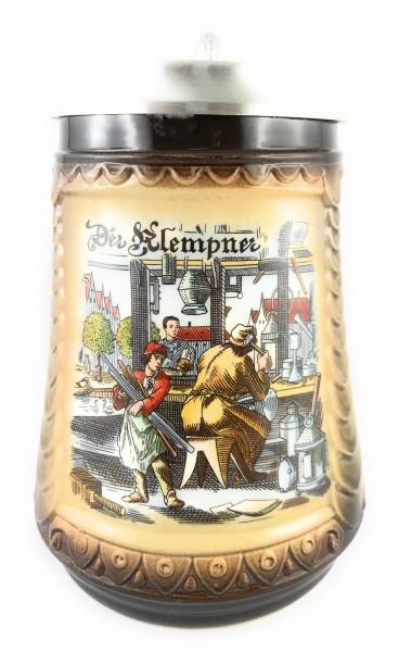 Plumber beer stein 0,5 liter