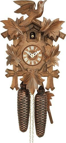 Hand carved Black Forrest Cuckoo Clock