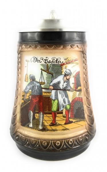 Baker beer stein 0,5 liter