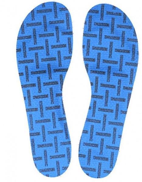Footbed Insole BirkoTex Blau 1001259