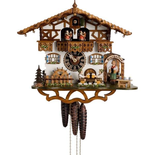 Zensi's Beer Garden Cuckoo Clock 664T