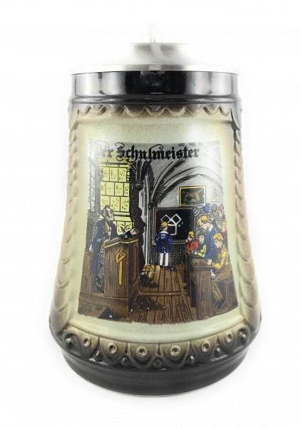 Teacher beer stein 0,5 liter