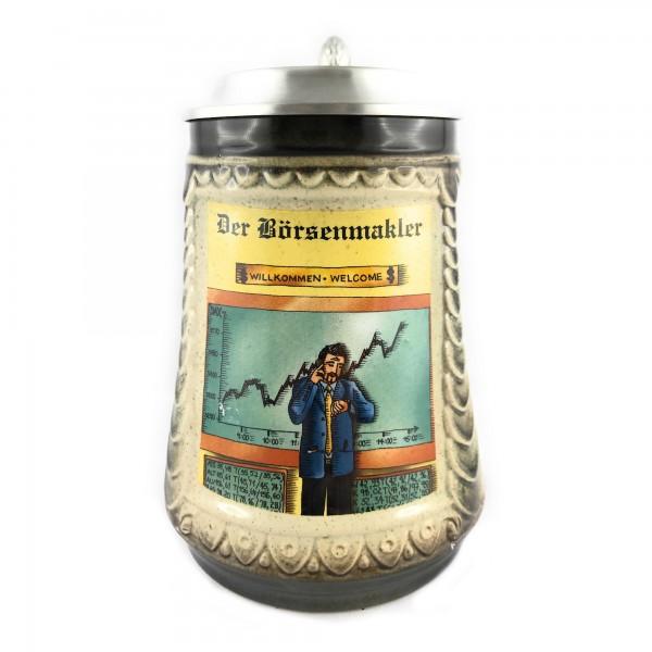 Broker beer stein 0,5 liter