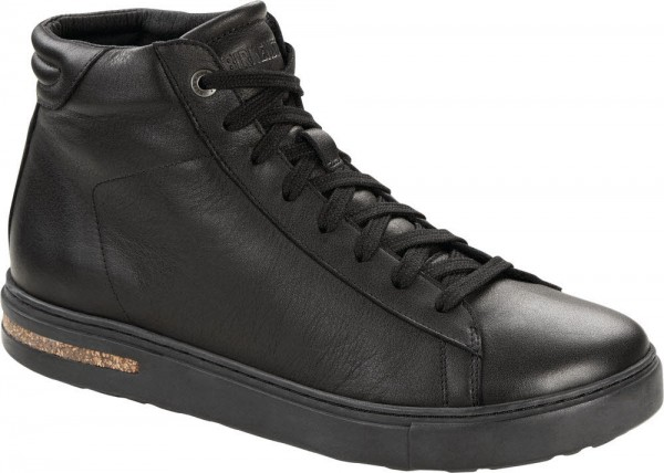Bend Mid Smooth Leather Black