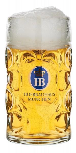 HB Glas 1 Liter