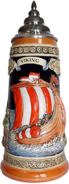 Viking Ship 0,5L Yellow - Bild 1
