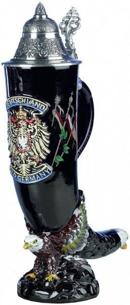 Adler Trinkhorn Deutschland 0,75 Li 4260252024759