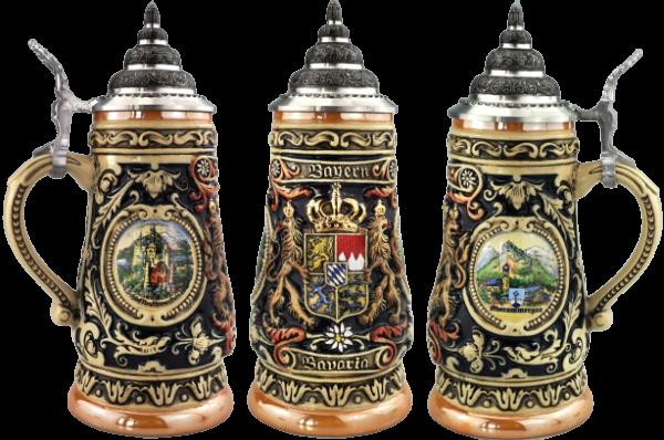 Bavaria NEW German Beer stein